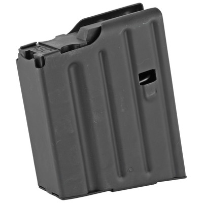 Mag Asc Ar308 5rd Sts Blk