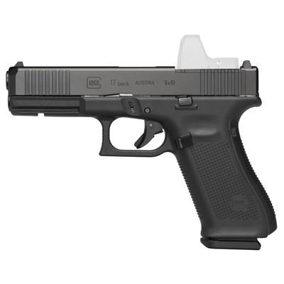 Glock 17 Gen5 9mm 17rd 3 Mags Mos Fs