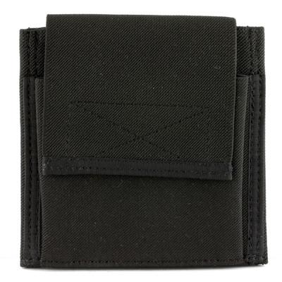 Desantis Ankle Wallet Ambi Blk