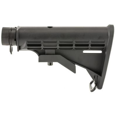 Utg 6-pos Stk Assembly Mil-spec Blk