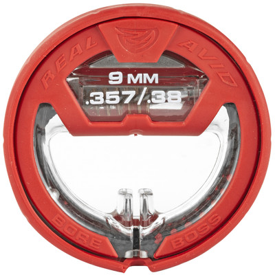 Real Avid Bore Boss 357cal/38cal/9mm