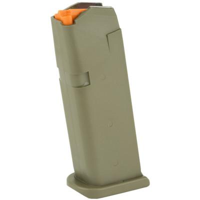 Mag Glock Oem 19 9mm 15rd Od Pkg