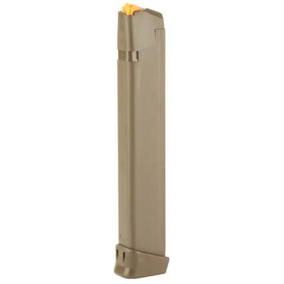 Mag Glock Oem 17/34 9mm 33rd Fde Pkg