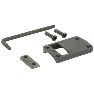 Leup Deltapoint Pro Rear Iron Sight