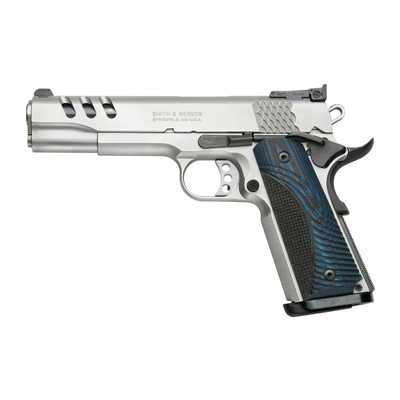 "S&w 1911 Pc 45acp 5"" Sts 8rd As Wd"