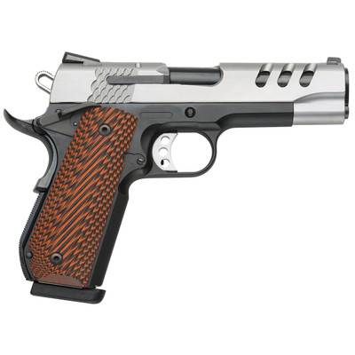 "S&w 1911pc 45acp 4.25"" Sts 8rd As Wd"