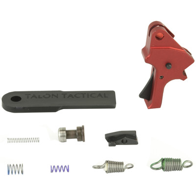 Apex Red Flat Fwrd Set Sear Trgr Kit