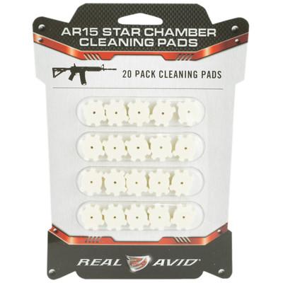 Real Avid Ar15 Star Chmbr Clning Pad