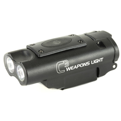 Lucid C3 Weapons Light 300 Lumen Blk