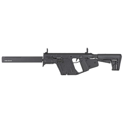 "Kriss Vector Crb 9mm 16"" 10rd Blk Ca"