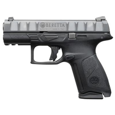 """Beretta Apx Centurion 9mm 3.7"""" 15rd"""