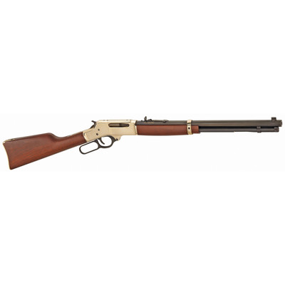 Henry Lever Action 30-30 Brass Oct