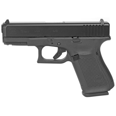 Glock 19 Gen5 9mm 10rd 3 Mags - GLUA1950201