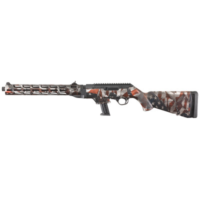 """Ruger Pc Carbine 9mm 16"""" Usa 17rd"""