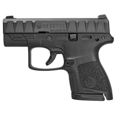 "Beretta Apx Carry 9mm 3.07"" Blk 6/8"