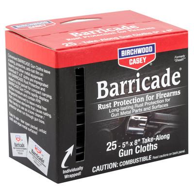 B/c Barricade Take Alongs 25 Wipes