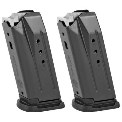 Mag Ruger Sec-9 Cmp 9mm 10rd 2pack