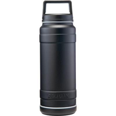 Pelican Travel Bottle 32oz Black