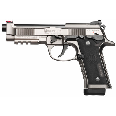 "Beretta 92x Prformance 9mm 4.9"" 10rd"