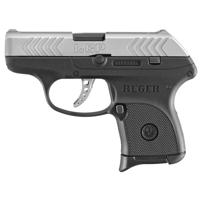 """Ruger Lcp 380acp 2.75"""" Blk/ss 6rd"""