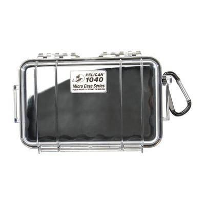 Pelican 1040 Micro Case Wl/wi-bk Clr