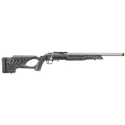 """Ruger American 22lr 18"""" Ss 10rd Th"""