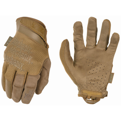 Mechanix Wear Spl 0.5mm Coyote Lg