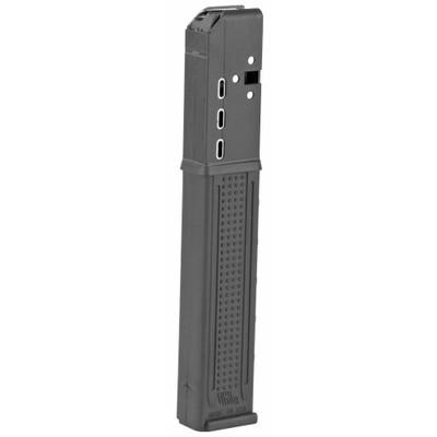 Promag Colt Ar15 9mm 32rd Bl Poly - MGPMCOL-A3B