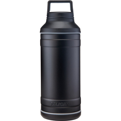 Pelican Travel Bottle 64oz Black