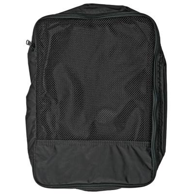 Haley Garment Bag Black - HSPGARMBG