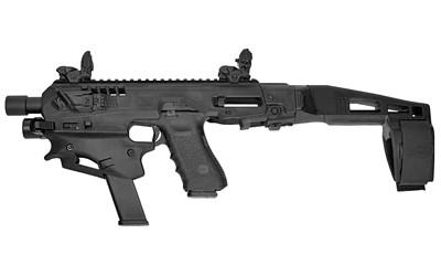 Caa Micro Conv Kit Glock 17 Blk