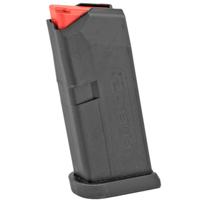 Mag Amend2 For Glk43 6rd Blk
