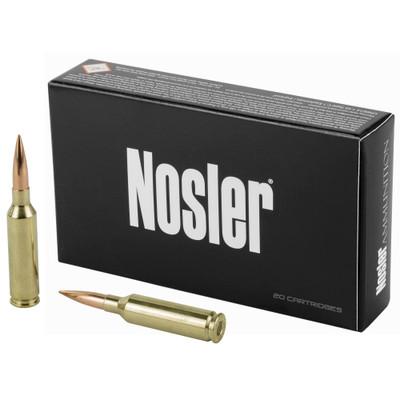 Nosler 6mm Crd 105gr Rdf Hpbt 20/200