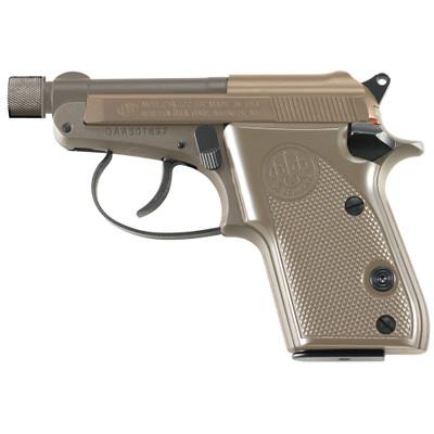 """Beretta 21a 22lr 2.9"""" Th 7rd Fde"""