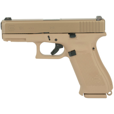 Glock 19x 9mm 19rd Gns 3 Mags - GLUX1950703