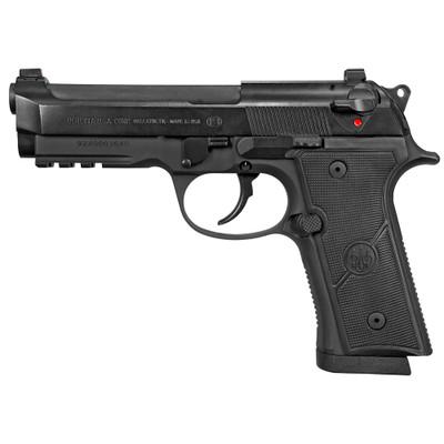 """Beretta 92x Gr Cent 9mm 4.3"""" 17rd"""