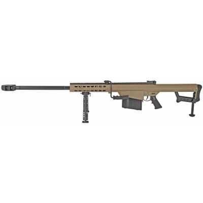 """Barrett 82a1 50bmg Semi 29"""" Fde"""