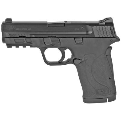 S&w Shield 2.0 380acp 8rd Blk Ez - SW180023BLEM