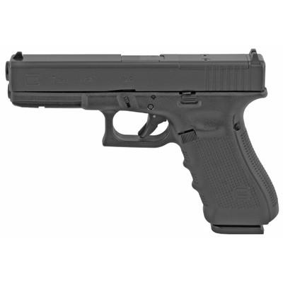 Glock 17 Gen4 9mm 17rd 3 Mags Mos - GLUG1750203MOS