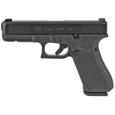 Glock 17 Gen5 9mm Gns 17rd 3 Mags Fs