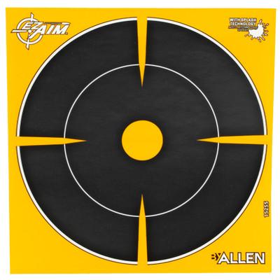 "Allen Ez Aim 6"" Bullseye 12pk"