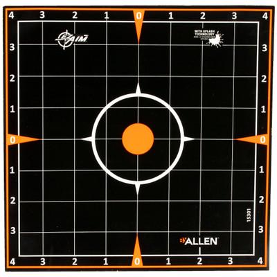 """Allen Ez Aim 8""""x8"""" Sight-in 5pk"""