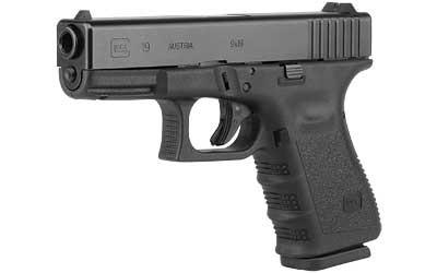 Glock 19 Gen3 9mm Compact 10rd