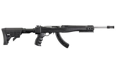 """Ruger 10/22 Tact 22lr 16.1"""" Sts 25rd"""