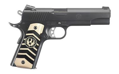 """Ruger Sr1911 10mm 5"""" 8rd Blk"""