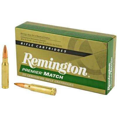 Rem Matchking 308win 175gr Bthp 20/ - REM21486
