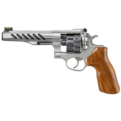"Ruger Supr Gp100 9mm 6"" Sts 8rd Fofs"