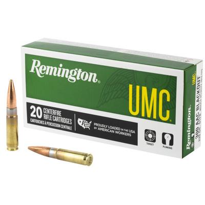 Rem Umc 300blk 220gr Otfb 20/200 - REM21422