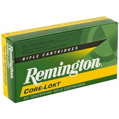 Rem 7mm-08 140gr Psp Cl 20/200 - REM21337