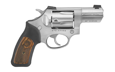 """Ruger Sp101 357mag 2.25"""" 5rd Ss Rbr"""